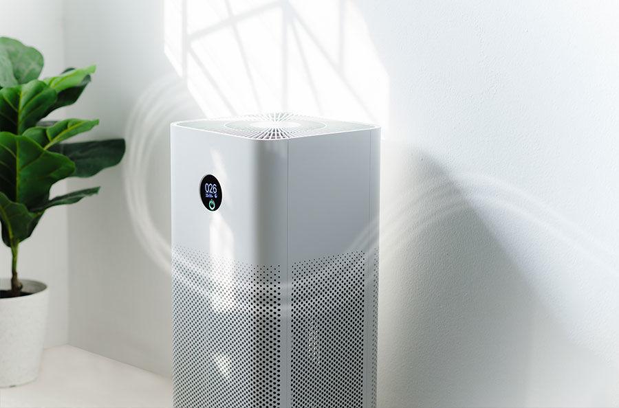 Immagine per la categoria purificatori d'aria