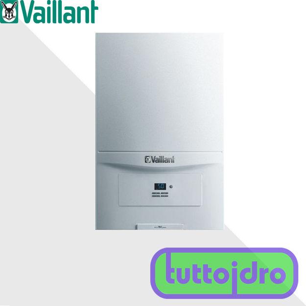 Immagine di CALDAIA VAILLANT ECOTEC PLUS VMW 256/5-5+ COMPRESO DI KIT TASFORMAZIONE PROPANO 0010021990